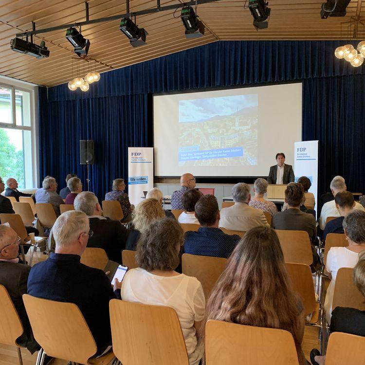 FDP Bildungstag in Grenchen
